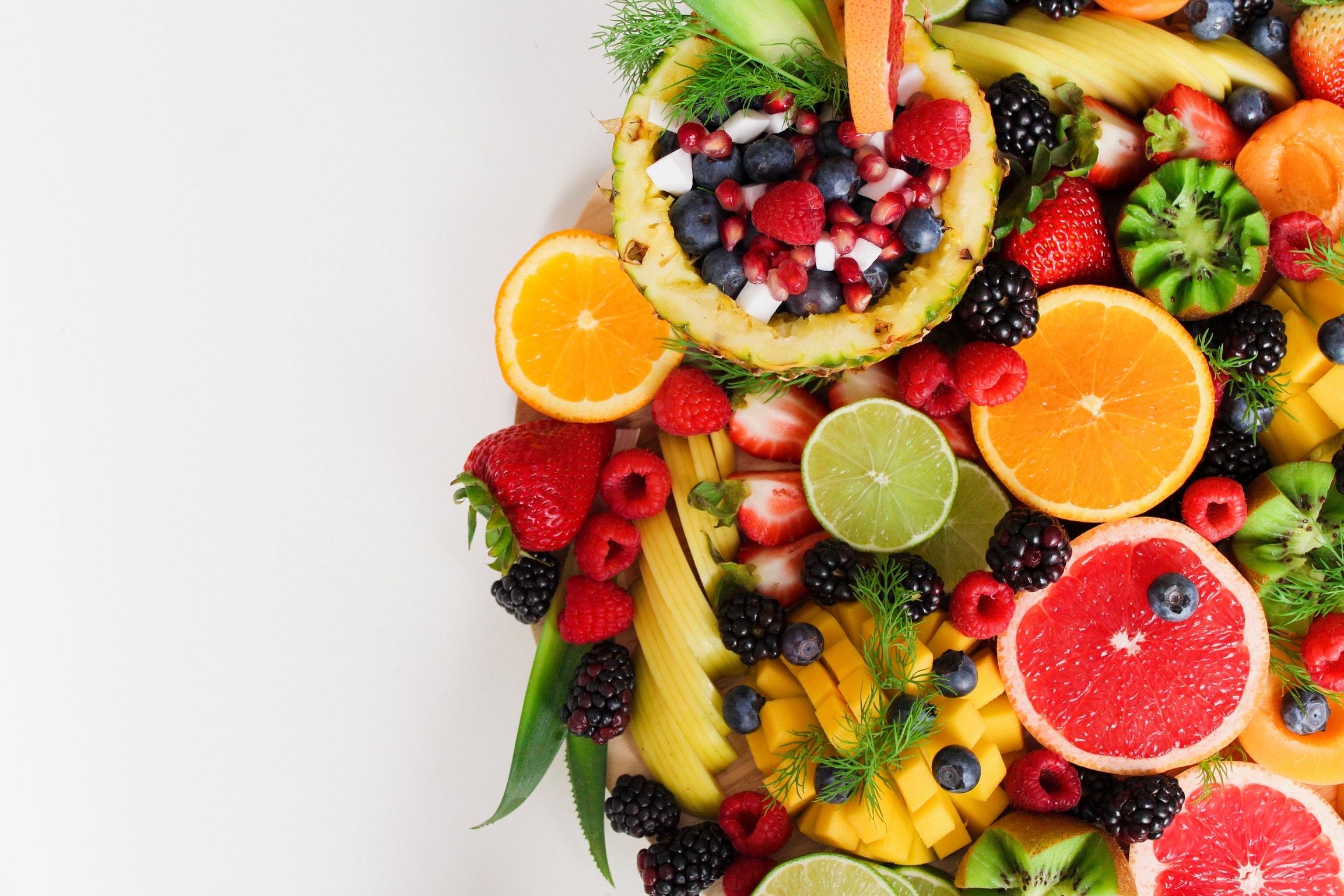 Wie ernähre ich mich gesund